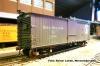 Und das Endergebnis - ein boxcar der Great Northern im gealterten Zustand.