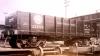 Das Vorbild dieser Modelle. Gebaut 1890, modernisiert und dabei anders als die Modelle mit Wolff-Drehgestellen mit frühen Stahlguß-Seitenwangen ausgerüstet. Courtesy O&WRHS.
