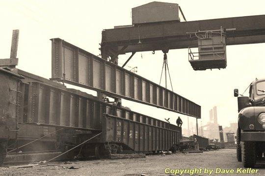 Das Bild für eine wunderbare Idee - überlange Ladungen für zwei mill gondolas!