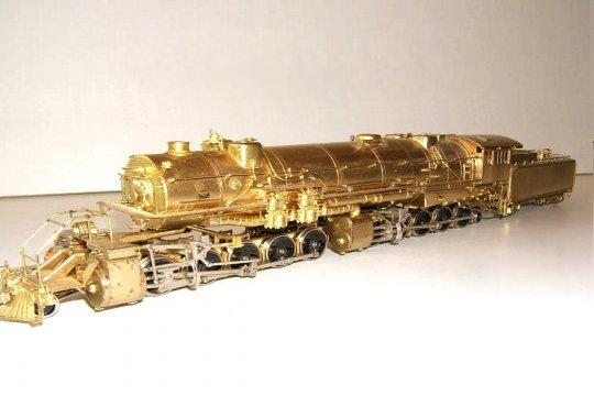 Die für mich beeindruckendste Dampflokomotive aller Zeiten, die 2-10-10-2 class AE der Virginian Railway; bereits 1917 gebaut und bis 1953 im Einsatz.