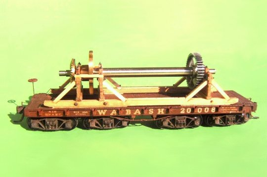 Und zum Dritten! Wabah #20008 mit einer Ladung, die ''gerade'' am Lager war - und wohl nicht geeigneter hätte sein können!
