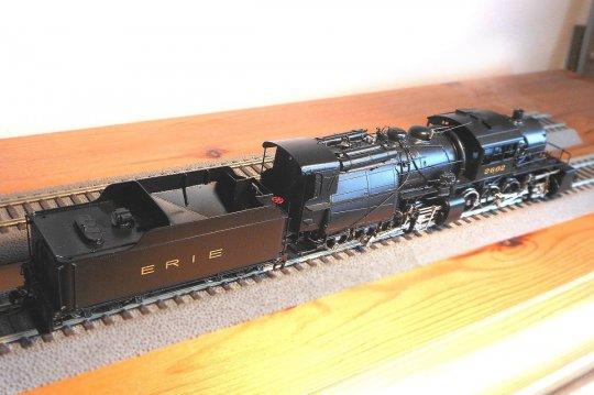 Und dann dieses Modell von Overland! Exakt und mit hoher Präzision gebaut - und das Modell fährt sogar ausgesprochen gut!