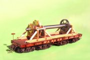 And a third model of these 8axle cars. What could be the designated use of this driveshaft?