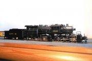 ERIE L-1 0-8-8-0 Angus-type - eine camelback Mallet-Lokomotive. Alle diese Begriffe kennzeichnen genau diese nahezu einmalige Lok, ...