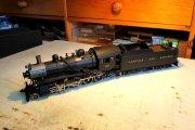 Mein Modell der N&W class M erhält nun auch eine Digitalisierung - ein dringend benötigtes Modell, denn mein 1930er Zug will schließlich auch bewegt werden!
