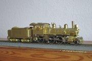 Ein Ten-wheeler der Chicago, Burlington & Qincy Railroad, wie für meinen kleinen alten Personenzug gemacht!