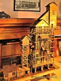 Ein Alter coal tower, der ziemlich viel Arbeit machte, aber doch ganz schön außergewöhnlich, insbesondere aber alt ist!