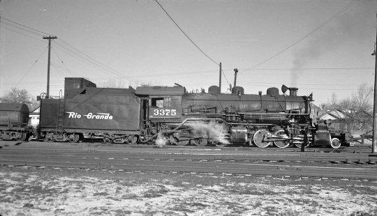 Nun doch noch ein Bild vom Vorbild, wieder als D&RGW Lok, die aber eben auch von der Denver & Salt Lake RR. übernommen wurde.