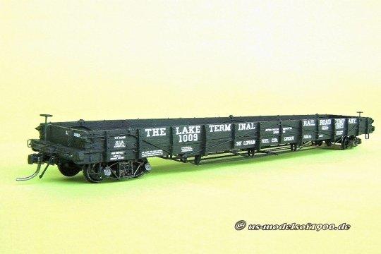 Der erste - werksneue - Wagen wurde ausgeliefert und steht für die Fotografen bereit!
