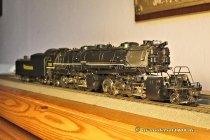 Eines der ''fremden'' Lokomotivmodelle, das ich gerade bearbeite - eine Virginian class US-A