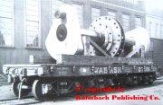 Das Original - Wabash #20006 mit einer beeindruckenden Ladung ...