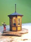 Ein crossing tower, mal mit einer ganz anderen Verwendung.