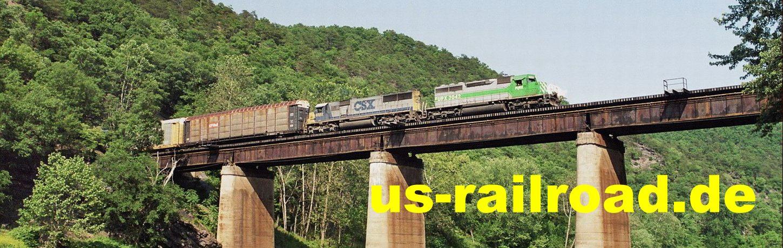 Logo US-Railroad.de
