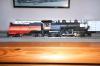 Das ist die Personenzuglok der class A-6 der Southern Pacific in den Daylight-Farben - natürlich das HO-Modell und das bisher nie zum Einsatz kam.