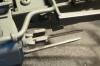 Dass das eine notwendige Arbeit war, zeigt diese Großaufnahme der Gleitbahn im Original - die Spuren vom Stanzwerkzeug sind deutlich sichtbar!