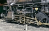 Dieses schöne Bild der class M der Strasburg Rail Road von Dan Hudson zeigt in bester Ansicht alle Details von Steuerung und Antrieb einer Damplok. Für mich ein Bild zum Genießen!