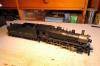 So stellt sich dieses Modell der Norfolk and Western Railway vor - eine 4-8-0 der class M.