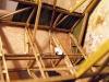 Hier ein Detailbild über die gesamte ''Elektro-Installation''. Versuchen Sie alle Leitungen zu finden. Sie sind noch nicht einmal geschwärzt.