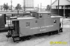 The same Caboose, only on slightly different set up and photographed. That was one of the pictures that I have used as base for detailing of my model. Copyright NWHS.org