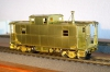 A new model, a caoose of Norfolk & Western class CG. A steel caboose planned to use with my 1930 train and a N&W class M2 twelve-wheeler.