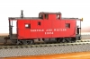 Yet a view of the side of this caboose and now I hope to shot some more pictures in its natural environment - on a layout!