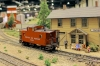 Now the Caboose has found this place where it belongs - on a well-designed layout, although it looks something lost there.