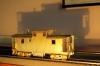 Endlich hat es geklappt, der lang gesuchte N&W caboose der class CF ist gefunden und gekauft! Damit werden auch meine Züge um und nach 1900 den richtigen Caboose bekommen, einen mit Holzbeplankung!