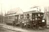 Gleich noch einmal ein dampfbetriebener Straßenbahnzug, so schön außergewöhnlich, dass es einem das Herz bricht, dass man eine solch kleine Lok nicht bekommen kann. Noch nicht einmal annäherungsweise! Selbst bauen? Ja, wäre vielleicht ein Weg, aber was denn noch? <br/>** Bildnachweis: Oregon Historical Society archives.