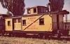 Caboose no. 24 der Virginia & Truckee - für den Zug ein Muss, so wie ich mir ihn vorstelle! Und wahrscheinlich ein zukünftiges Eigenbau-Projekt!