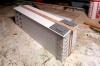 Der nächste Versuch: Frisch gehobelte Bretter für die Dachlaufsteg und zwei der möglichen Eisluken. Aber Fragezeichen bleiben immer noch!