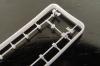 Die letzte große Herausforderung - die Türverriegelungen sind im 3D-Druckverfahren entstanden. Anhand dieses Urmodells können nun Messingabgüsse entstehen.
