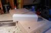 Und das soll was werden? Mein Freund empfahl Quader zu bauen als Grundlage für ein winkliges und exakt maßhaltiges Modell. Und wie Recht er damit hat!